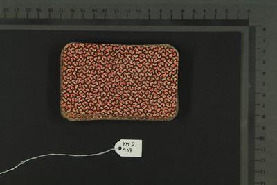 Image from object titled Gezinkte Spielkarten KM-O.917