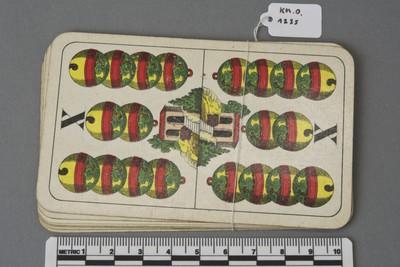 Image from object titled Spielkarten KM-O.1235