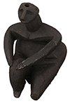 Image from object titled 3D Model of the Female Thinker