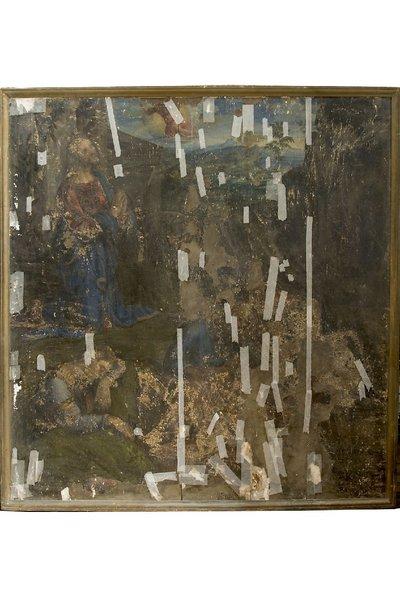 orazione di Cristo nell'orto di Getsemani
