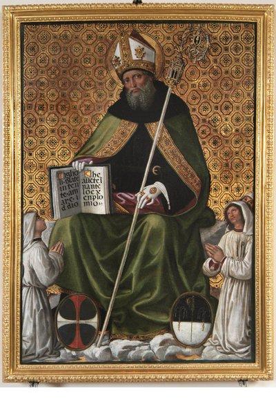 Stendardo di Sant'Agostino