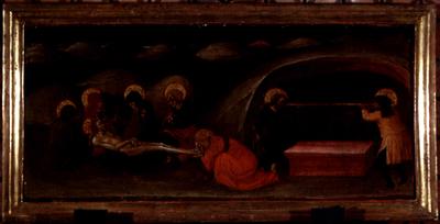 Cristo nel sepolcro