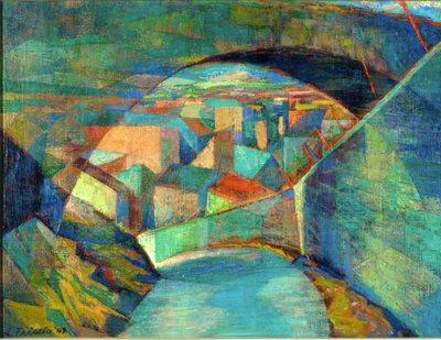 Stone Bridge, continuity of space