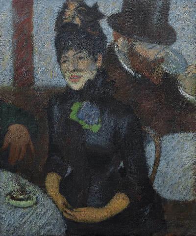 Al Caffè - Femme au bar