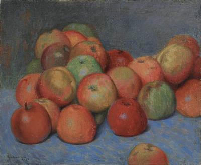 Mele - Nature morte: pommes