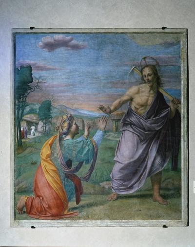apparizione di Cristo risorto a Santa Maria Maddalena