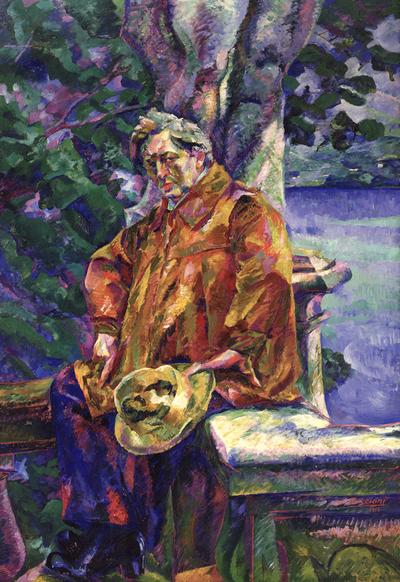 Image from object titled Ritratto del Maestro Busoni