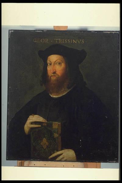 Ritratto di Gian Giorgio Trissino