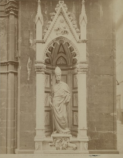 [Standbeeld] H. Eligius