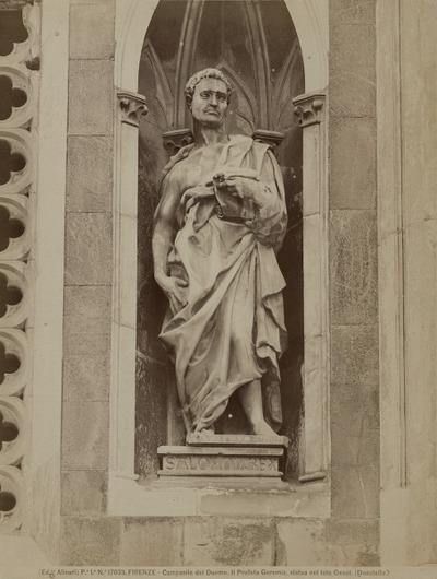 [Standbeeld] Profeet Jeremias