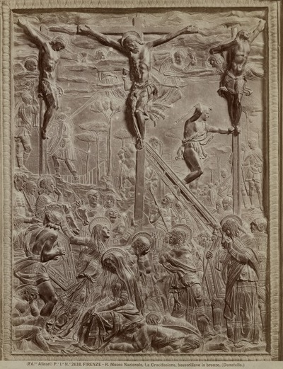 [Tableau] De Kruisiging Nat. Mus., Florence