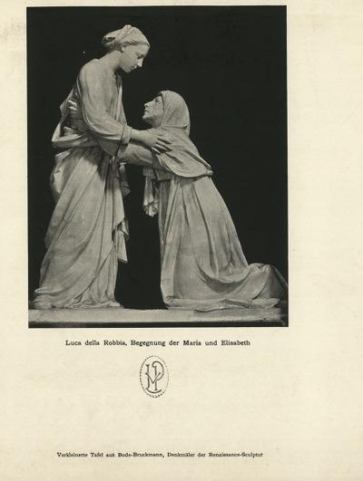 La Visitation Begegnung der Maria und Elisabeth