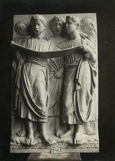 Cantoria fragment