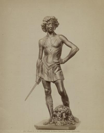 [Standbeeld] David Nat. M., Florence