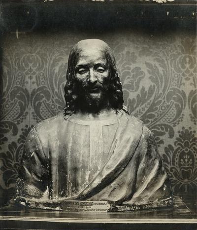 [Borstbeeld] Christus-Verlosser, Le Christ-Sauveur Musée de la ville, Gand