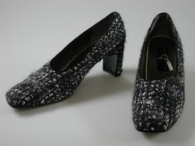 Ensemble met schoenen (paar pumps)