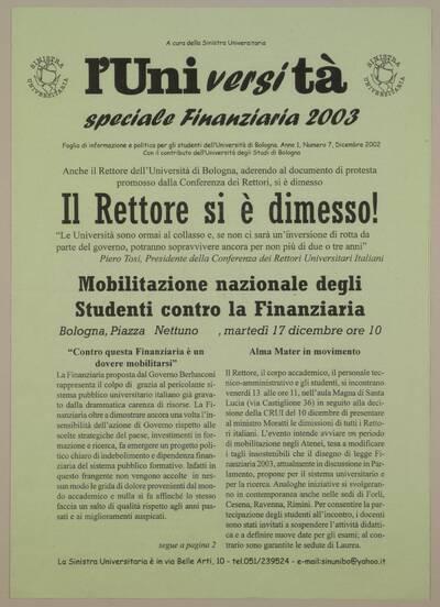 Image from object titled L'Università