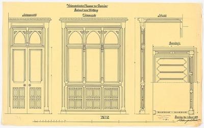 Image from object titled Uckermärkisches Museum in Prenzlau. Umbau der Heilig-Geist-Kirche