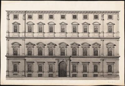 Wohnhausfassade