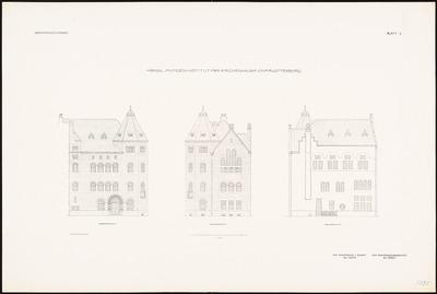 Image from object titled Akademisches Institut für Kirchenmusik in Berlin-Charlottenburg
