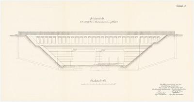 Hohenzollernkanal Eberswalde Unterfuhrung Der Eisenbahn Berlin