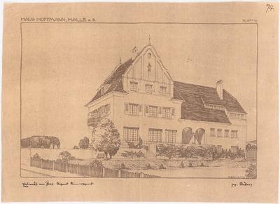 Haus Hoffmann in Halle/Saale