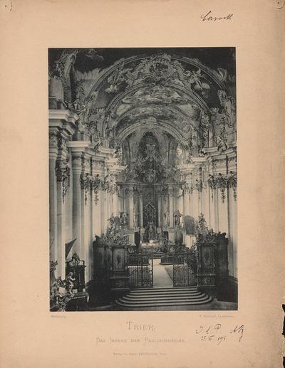 Paulinuskirche, Trier