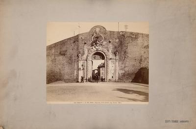 Porta Camullia, Siena