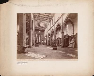 S. Croce in Florenz