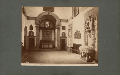 S. Croce in Florenz. Medici-Kapelle