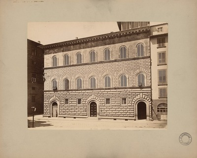 Palazzo Gondi in Florenz