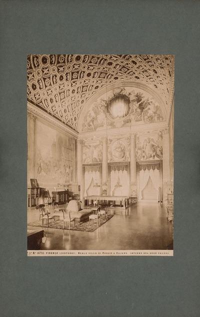Medici-Villa in Poggio a Cajano