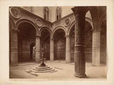 Palazzo Vecchio in Florenz