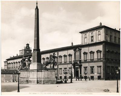 Palazzo del Quirinale (Residenza Reale), Rom