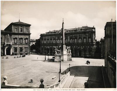 Piazza del Quirinale, Rom