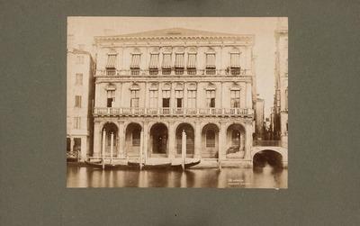 Palazzo Dolfin Manin, Venedig