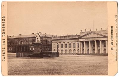 Friedrichsplatz in Kassel
