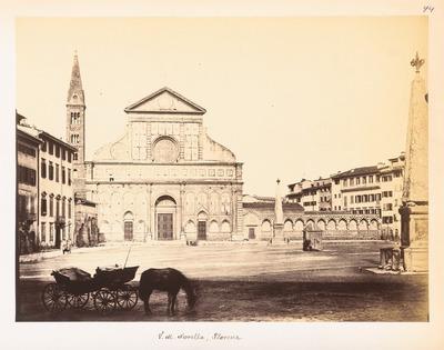 S. Maria Novella in Florenz