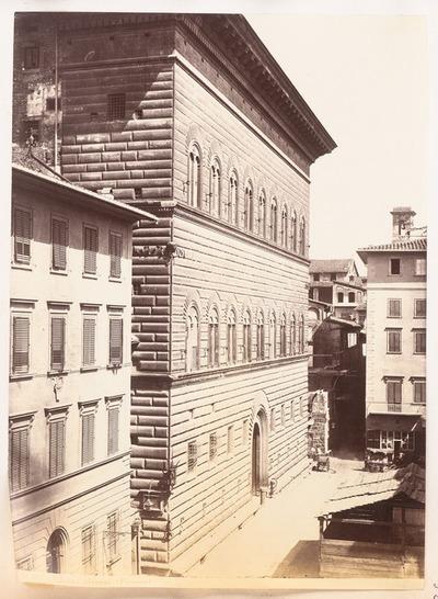 Palazzo Strozzi in Florenz