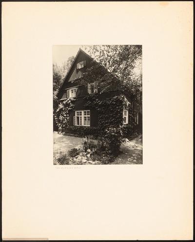 Elternhaus von Wolfgang Sievers, Hohenzollernstraße 3 in Berlin-Wannsee