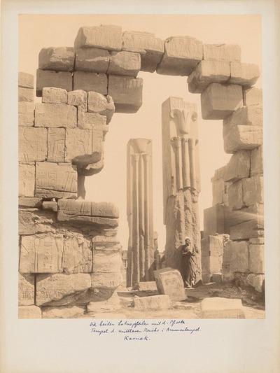 Amun-Tempel in Karnak (Theben-Ost)