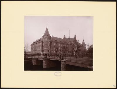Image from object titled Geschäftsgebäude der Eisenbahndirektion in Berlin