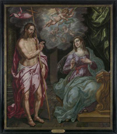 De verschijning van Christus