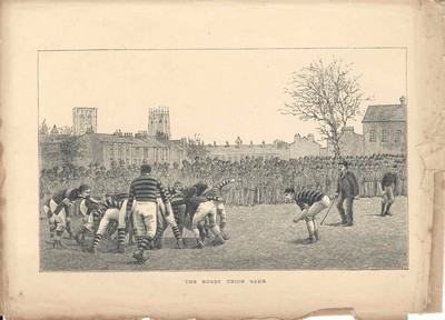 Image from object titled The Rugby Union Game