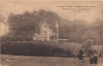 De Thaborberg in Dilbeek
