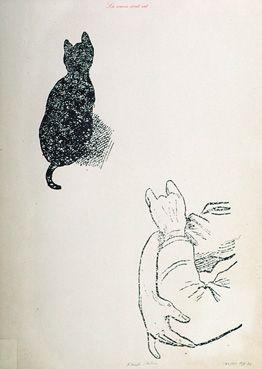La souris écrit rat