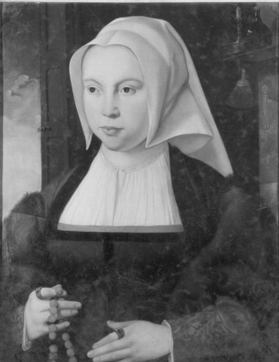 Portret van Catharina Heyns