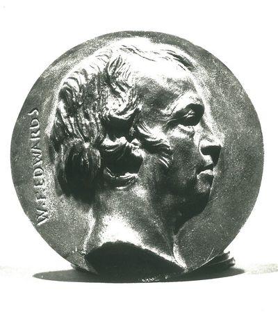 Portret van W. F. Edwards