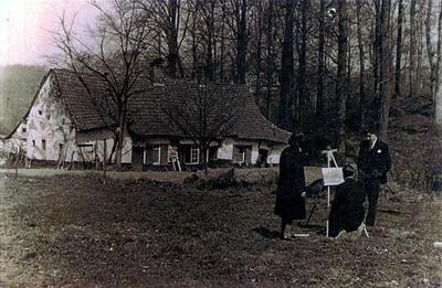 Image from object titled Hoeve in Sint-Martens-Bodegem