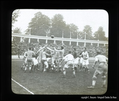 Image from object titled Rugby